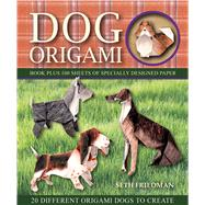 Dog Origami by Friedman, Seth, 9781626865969