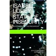 State of Insecurity by LOREY, ISABELLBUTLER, JUDITH, 9781781685969