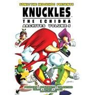 Sonic the Hedgehog Presents Knuckles the Echidna Archives 5 by SONIC SCRIBES, 9781936975969