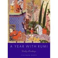 A Year with Rumi: Daily Readings by Barks, Coleman, 9780060845971