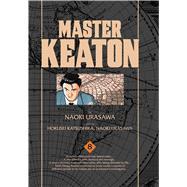 Master Keaton, Vol. 8 by Urasawa, Naoki; Katsushika, Hokusei; Nagasaki, Takashi, 9781421575971