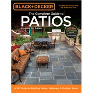 Complete Guide to Patios by Cool Springs Press, 9781591865971