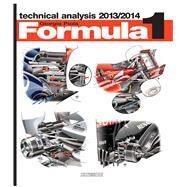 Formula 1 2013/2014: Technical Analysis by Piola, Giorgio, 9788879115971