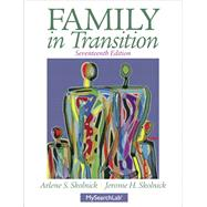 Family in Transition by Skolnick, Arlene S.; Skolnick, Jerome H., 9780205215973