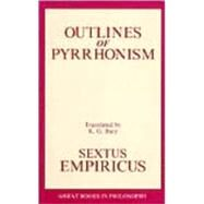 Outlines of Pyrrhonism by Empiricus, Sextus, 9780879755973