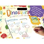 Drawing is Fun: Dinosaurs, Monsters and Robots by Bergin, Mark, 9781909645974