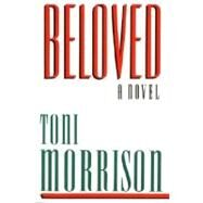 Beloved by MORRISON, TONI, 9780394535975