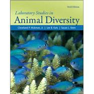 Laboratory Studies  for Animal Diversity by Hickman, Jr., Cleveland; Kats, Lee, 9780077345976