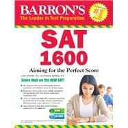 Barron's SAT 1600 by Carnevale, Linda; Teukolsky, Roselyn, 9781438075976