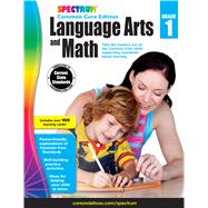 Spectrum Language Arts and Math, Grade 1: Common Core Edition by Spectrum, 9781483805979