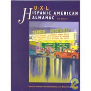 Uxl Hispanic American Almanac by Gale Group, 9780787665982