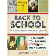 Back to School by Smith, Benjamin, 9781440585982