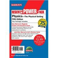 Barron's Regents Power Pack by Lazar, Miriam A.; Tarendash, Albert S., 9781438075983