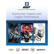 Automotive Engines and Engine Performance by Rehkopf, Jeffrey J.; Halderman, James D., 9780133525984