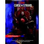 Curse of Strahd by WIZARDS RPG TEAM, 9780786965984