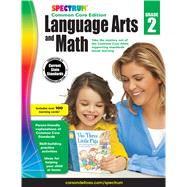 Spectrum Language Arts and Math, Grade 2: Common Core Edition by Spectrum, 9781483805986