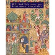 Jerusalem 1000-1400 by Boehm, Barbara Drake; Holcomb, Melanie, 9781588395986