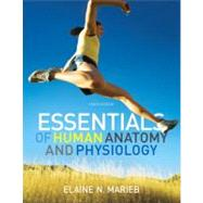 Essentials of Human Anatomy & Physiology by Marieb, Elaine N., 9780321695987
