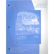 Workbook/Video Manual/Lab Manual for Plazas: Lugar de encuentros, 3rd by Hershberger, Robert; Navey-Davis, Susan; Borrás A., Guiomar, 9781428205987