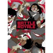 Battle Royale: Remastered by Takami, Koushun; Takami, Koushun, 9781421565989