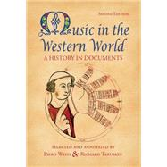 Music in the Western World by Weiss, Piero; Taruskin, Richard, 9780534585990