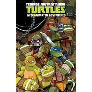 Teenage Mutant Ninja Turtles New Animated Adventures Omnibus 1 by Byerly, Kenny; Tipton, Scott; Tipton, David; Burnham, Erik; Bunn, Cullen, 9781631405990