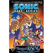 Sonic Saga 6 by Flynn, Ian; Yardley, Tracy (CON); Herms, Matt (CON); Amash, Jim (CON); Ray, Josh (CON), 9781936975990