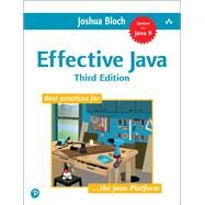 Effective Java by Bloch, Joshua, 9780134685991