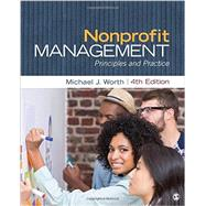 Nonprofit Management by Worth, Michael J., 9781483375991