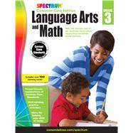 Spectrum Language Arts and Math, Grade 3: Common Core Edition by Spectrum, 9781483805993