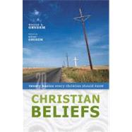Christian Beliefs : Twenty Basics Every Christian Should Know 9780310255994N