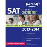 Kaplan Sat Subject Test Chemistrym, 2012-2013 by Kaplan, 9781609785994