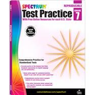 Spectrum Test Practice, Grade 7 by Spectrum, 9781620575994