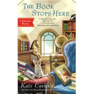 The Book Stops Here by Carlisle, Kate, 9780451415998