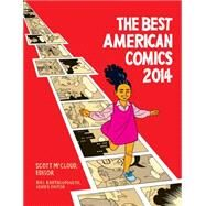 The Best American Comics 2014 by McCloud, Scott; Kartalopoulos, Bill, 9780544106000