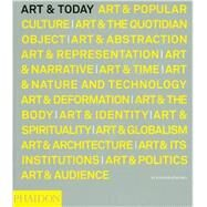Art & Today by Heartney, Eleanor; ; ; ;, 9780714866000