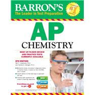 Barron's Ap Chemistry by Jespersen, Neil D., Ph.d.; Kerrigan, Pamela K., Ph.D., 9781438076003