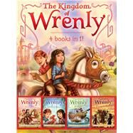 The Kingdom of Wrenly 4 Books in 1! The Lost Stone; The Scarlet Dragon; Sea Monster!; The Witch's Curse by Quinn, Jordan; McPhillips, Robert, 9781481476003