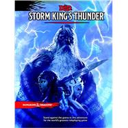 Storm King's Thunder by WIZARDS RPG TEAM, 9780786966004