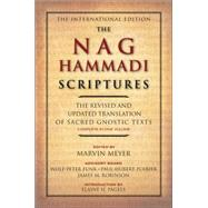 The Nag Hammadi Scriptures by Meyer, Marvin, 9780061626005