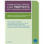 10 New Actual, Official Lsat Preptests by Margolis, 9780984636006