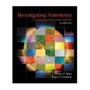 Loose-leaf Version for Investigating Astronomy by Slater, Timothy F.; Freedman, Roger, 9781464166006