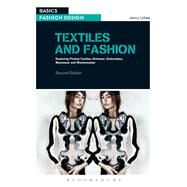 Textiles and Fashion Exploring printed textiles, knitwear, embroidery, menswear and womenswear by Udale, Jenny, 9782940496006