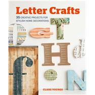 Letter Crafts by Youngs, Clare, 9781782496007