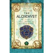 The Alchemyst by SCOTT, MICHAEL, 9780385736008