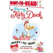 Katy Duck Ready-to-Read Value Pack by Capucilli, Alyssa Satin; Cole, Henry, 9781481426008