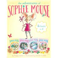 The Adventures of Sophie Mouse 4 Books in 1! A New Friend; The Emerald Berries; Forget-Me-Not Lake; Looking for Winston by Green, Poppy; Bell, Jennifer A., 9781481476010