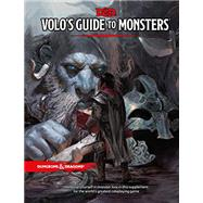 Volo's Guide to Monsters by WIZARDS RPG TEAM, 9780786966011