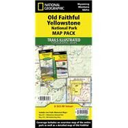 Old Faithful, Yellowstone: Map Pack Bundle by National Geographic Maps - Trails Illustrated, 9781597756013