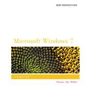 New Perspectives on Microsoft Windows 7, Introductory by Parsons, June Jamrich; Oja, Dan; Ruffolo, Lisa, 9780538746014